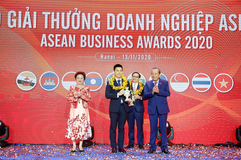 PT Mayora Indah Harumkan Indonesia di Ajang ASEAN Business Award 2020